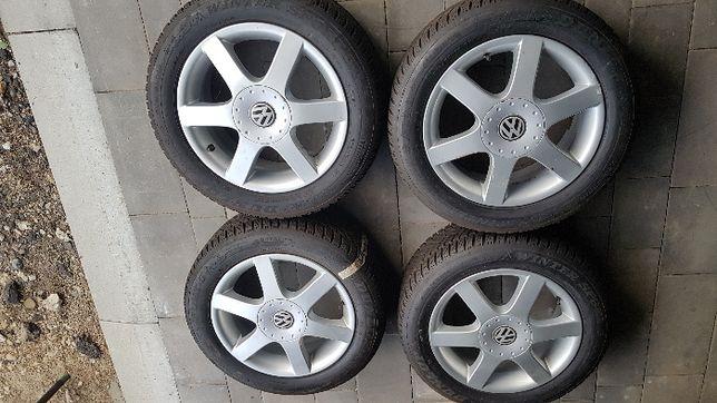 Koła zimowe aluminiowe 205/55/16 Volkswagen, Audi, Seat 5x112