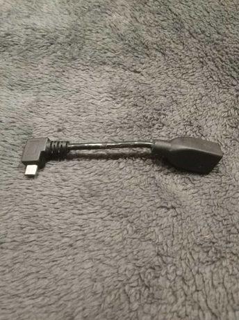 Kabel, przewód przejsciowka micro usb - USB C