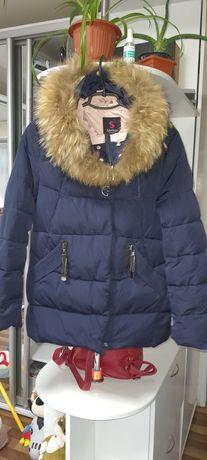 Курточка зимняя женская 44р