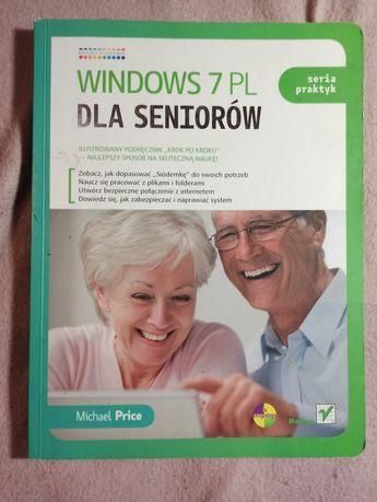 Komplet Książej Windows 7 dla seniorów