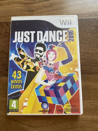 Jogo Wii Just Dance 2016