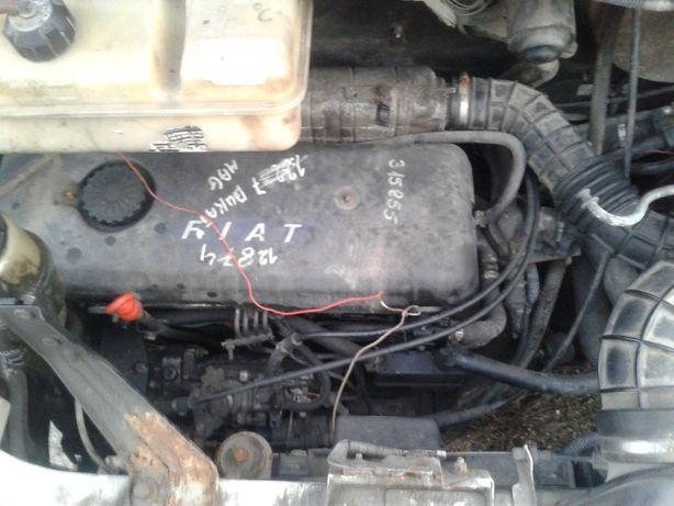 Fiat Ducato 2 2.8D Diesel SIlnik w Aucie Odpal Sprawdź Jumper Boxer 1