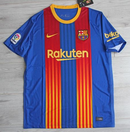 Koszulka FC BARCELONA 4th Nike Stadium 2020/21, roz. XL