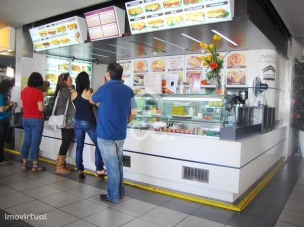 Venda Restaurante no Fórum Vizela - Vizela/Braga