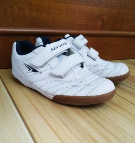 Buty Sneakersy Sprandi rozmiar 32 koloru białego