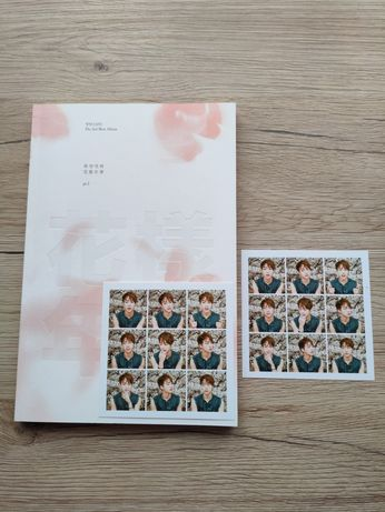 Bts the most beautiful moment in life part 1 i 2 Jin Jungkook cards