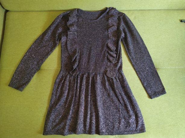 Платье-туника 8-9 лет/128-134