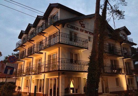 Casa Grande nocleg, pokoje Mielno