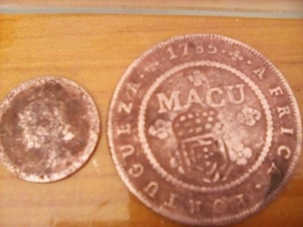 Moeda MACU 1783 Rara