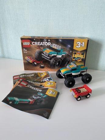 Конструктор LEGO Creator Монстр-трак (31101)