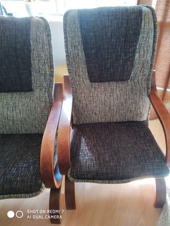 Dwa fotele, do salonu