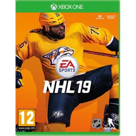 Игра для Xbox-One NHL 19