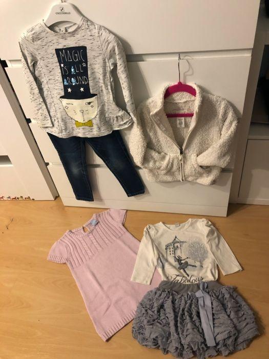 ubrania 98 dla dziewczynki Olsztyn - image 1
