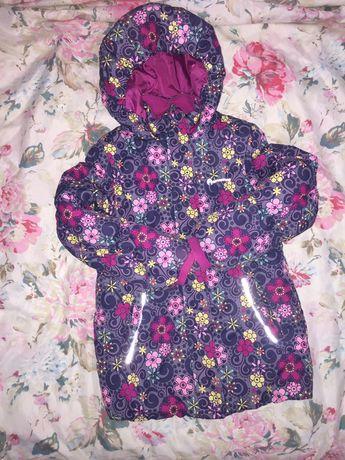 Зимняя куртка outventure 122 (5-7 лет)
