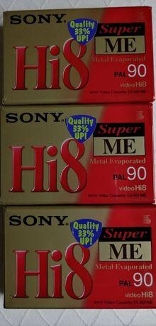Kaseta do kamery Sony 8mm