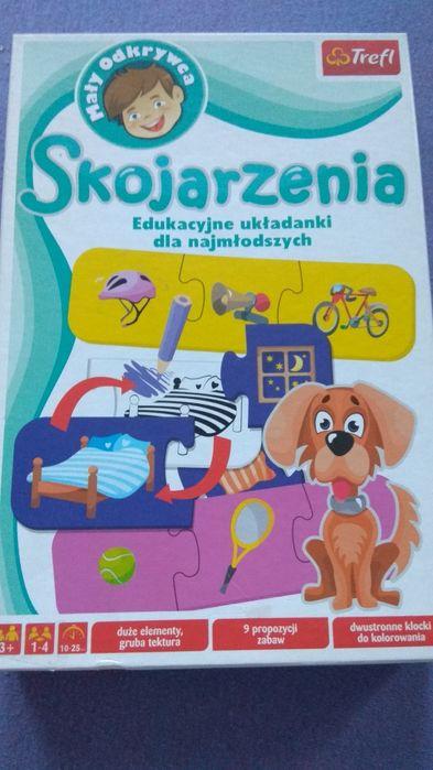 Skojarzenia, Mały odkrywca 3+ Kraków - image 1
