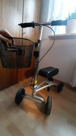 jeździk orthomate na urazy stopy rehabilitacja