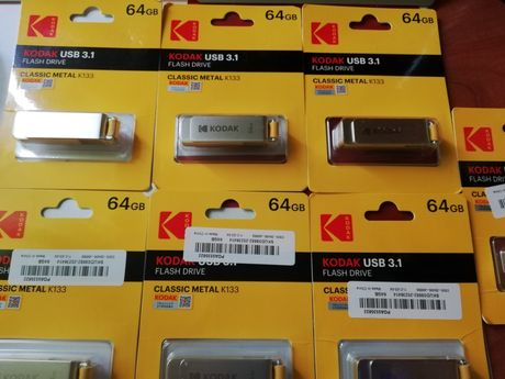 Kodak 64GB pendrive USB 3.0 Metal K133