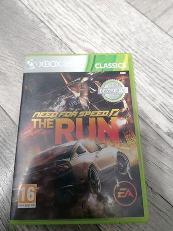 NFS The Run X360