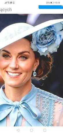 Nowe kolczyki i zawieszka Verona Yes jak księżna Kate