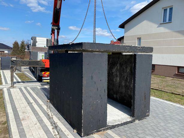 Zbiorniki Zbiornik betonowy 10m3 szambo, szamba, deszczówka 4,6,8,9,12