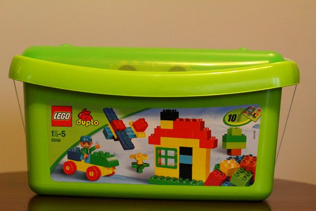 Lego Duplo 5506 nowy, nigdy nie otwierany