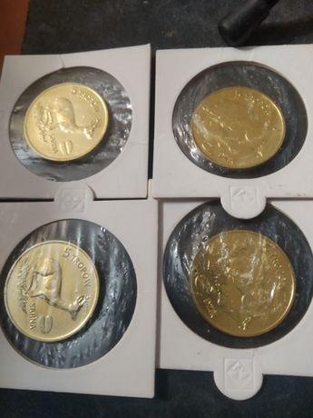 Monety 5 Tropów Sarna, Dzik