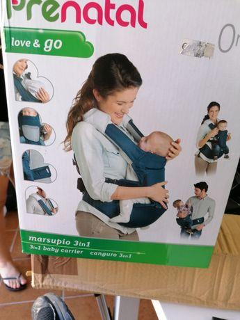 Marsupio para bebé