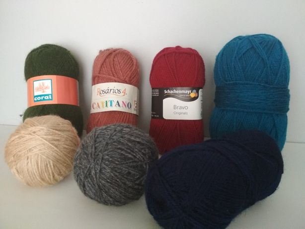 Sete Novelos de Lã