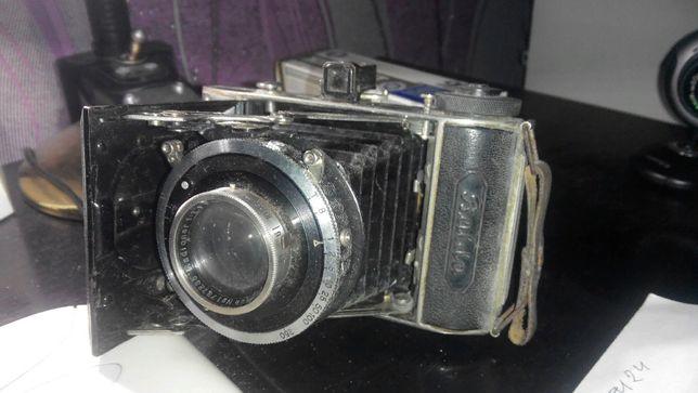 фотоаппарат гармошка BALDA BALDAX 1930-е годы