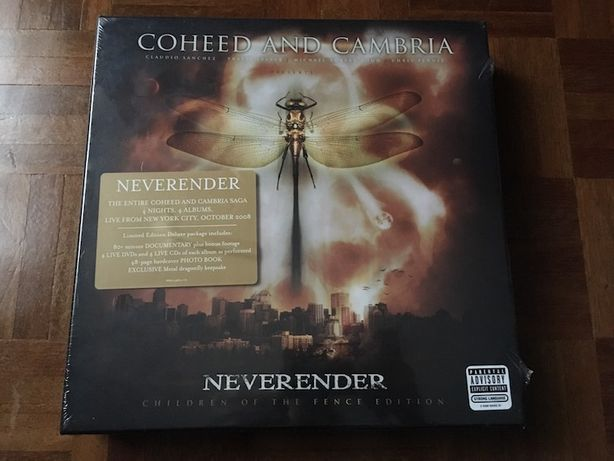 Coheed and Cambria - Neverender (Children of the Fence Edition) Selada