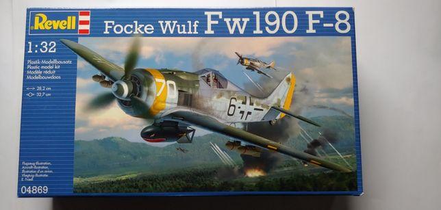 Focke Wulf FW190 F-8 Revell 04869