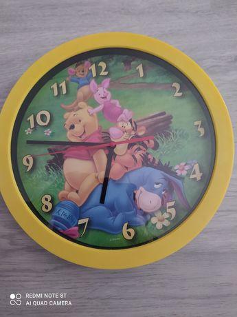 Zegar dzieciecy Kubusia Puchatka