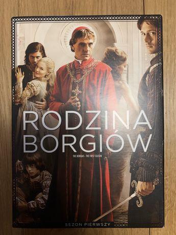 DVD Rodzina Borgiow
