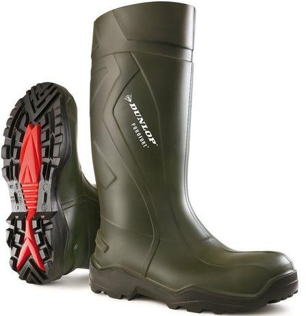 Wyprzedaż buty, gumowce, kalosze Dunlop Purofort