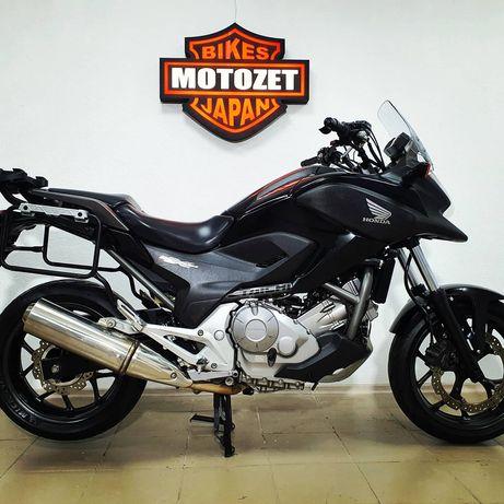 Honda NC700X  Black