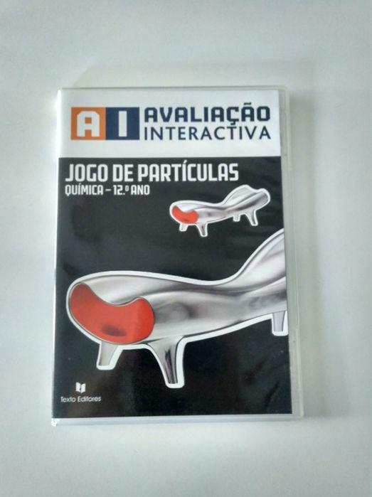 Jogo de partículas – Avaliação interativa (Química 12º ano) Ponte De Sor, Tramaga E Vale De Açor - imagem 1