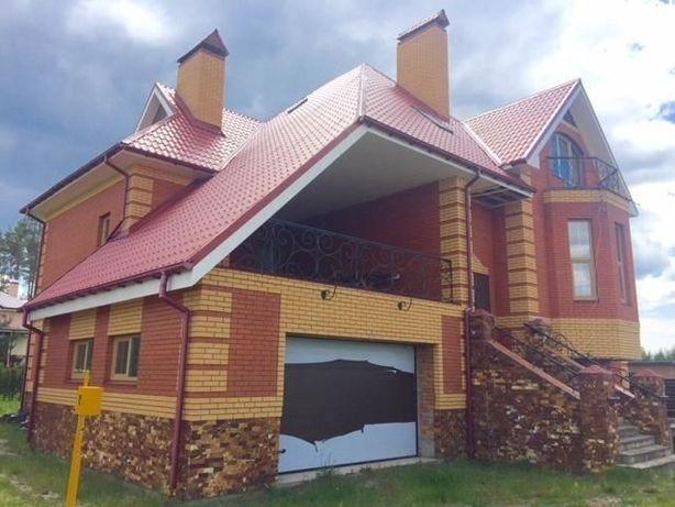 Продается 3-х эт. дом 400 кв в коттеджном городке в с. Березовка