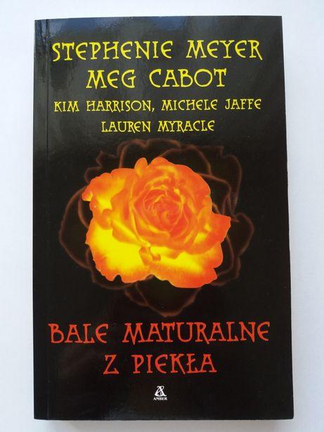 Książka - Bale maturalne z piekła. S. Meyer, M. Cabot i in.