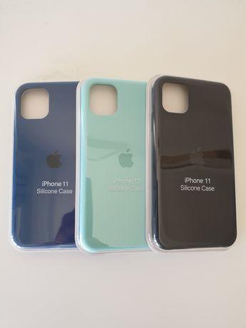 Capa Apple iPhone 11, 11 Pro e 11 Pro Max