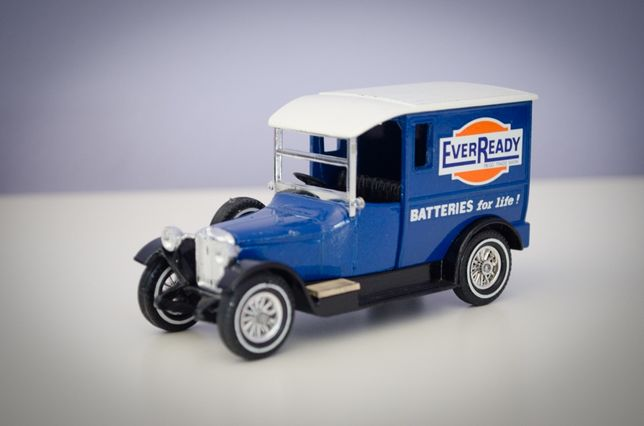 Mодель Matchbox Models of Yesteryear 1927 Talbot Van Y-5
