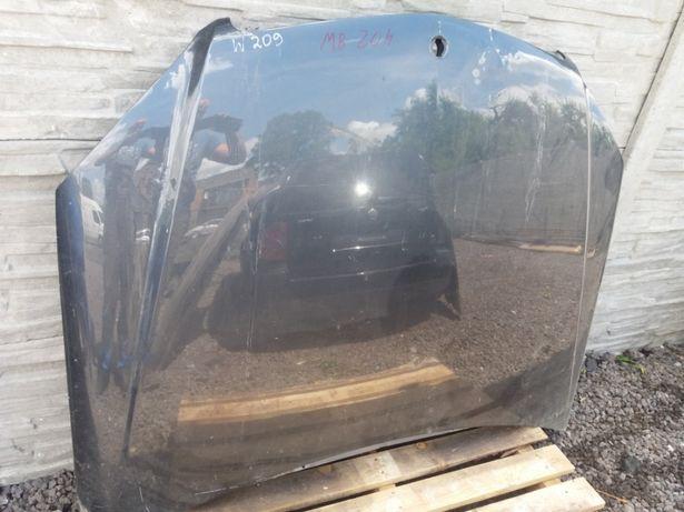 Maska Mercedes W209 lekko uszkodzona
