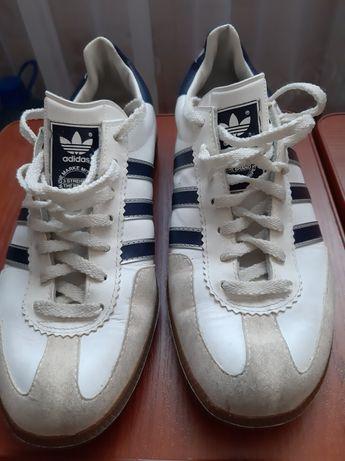 Кроссовки кожаные adidas universal vintage 80s-90s ОБМЕН