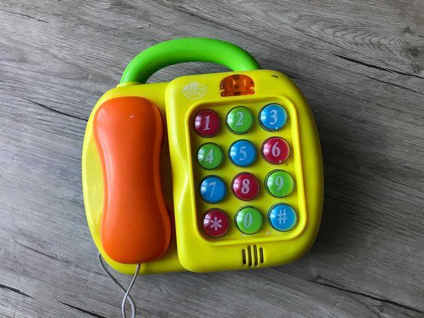 піаніно телефон іграшка на дві сторони