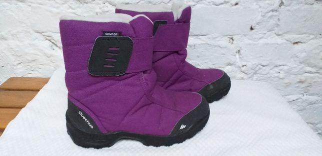 ciepłe botki, kozaczki 33 Quechua