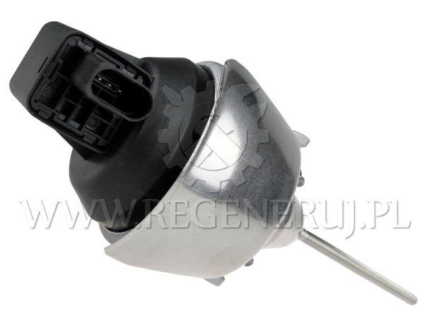 NOWY Zawór elektroniczny turbiny BorgWarner KKK BV43 audi vw 2.0 TDI