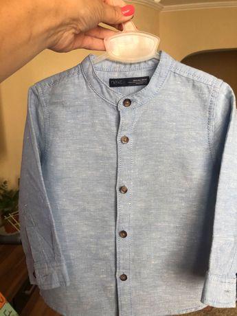 Рубашка Next на хлопчика 12-18 міс.