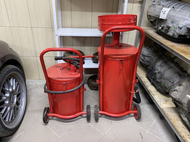 Продам отработанное масло, отработку по 12 грн за литр.