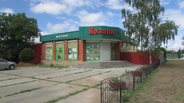Сдам магазин 204 кв. м. в г. Мелитополь.