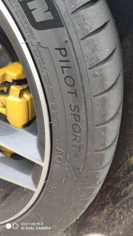 Opony letnie 245/40/18 Michelin Bridgestone